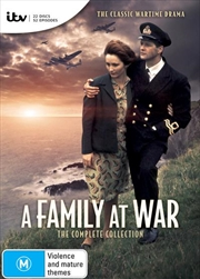 A Family At War Series Collection