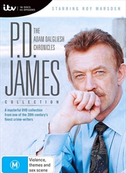 P.D. James - The Adam Dalgliesh Chronicales | Collection | DVD