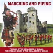 Marching And Piping | CD
