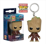 Guardians of the Galaxy: Vol. 2 - Groot Ravager Pocket Pop! Keychain