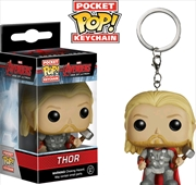 Thor Pop Keychain