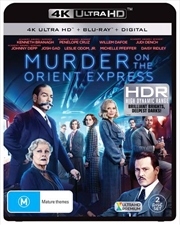 Murder On The Orient Express | DHD + UHD