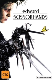 Edward Scissorhands | Blu-ray