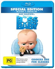 Boss Baby - Special Edition | Blu-ray + Digital Copy, The