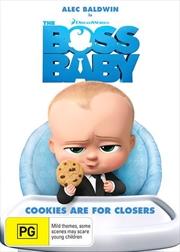 Boss Baby | DVD