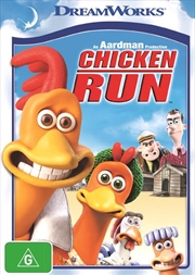 Chicken Run | DVD