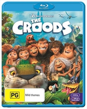 Croods, The | Blu-ray
