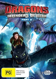 Dragons - Defenders Of Berk - Part 2 | DVD