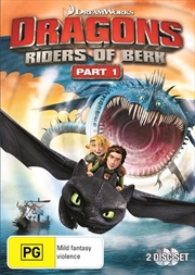 Dragons - Riders Of Berk - Part 1 | DVD