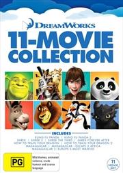 Dreamworks Mega Pack Boxset | DVD