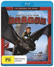 How To Train Your Dragon Fully Loaded | Blu-ray