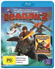 How To Train Your Dragon 2 | Blu-ray
