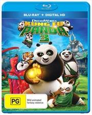 Kung Fu Panda 3 | Blu-ray