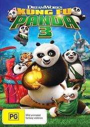 Kung Fu Panda 3 | DVD
