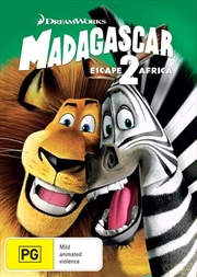Madagascar- Escape 2 Africa