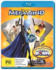 Megamind | Blu-ray