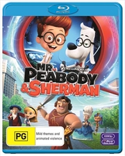 Mr Peabody and Sherman | Blu-ray