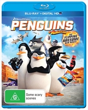 Penguins Of Madagascar - The Movie | Blu-ray
