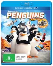Penguins Of Madagascar - The Movie | Blu-ray + UV