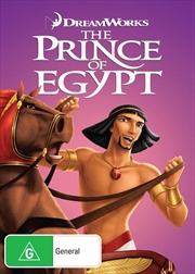 Prince Of Egypt, The | DVD