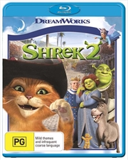 Shrek 2 | Blu-ray