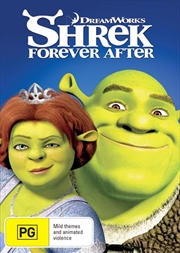 Shrek Forever After | DVD