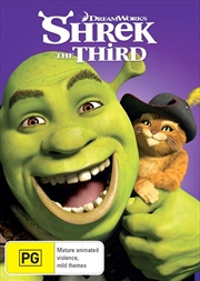 Shrek The Third | DVD