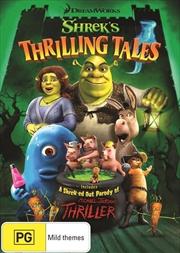 Shrek's Thrilling Tales | DVD