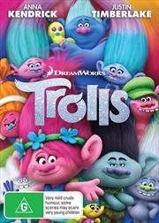Trolls | DVD
