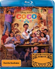 Coco - Sanity Edition | Blu-ray