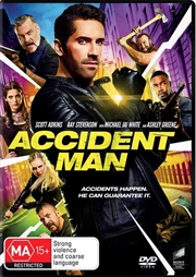 Accident Man | DVD