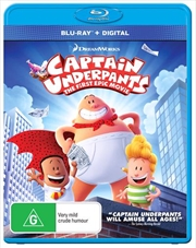 Captain Underpants | DHD