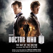 Doctor Who (the Day Of The Doctor / The Time Of The Doctor) | CD