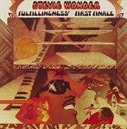 Fulfillingness First Finale | CD