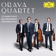 Tchaikovsky, Rachmaninov, Shostakovich - String Quartet | CD