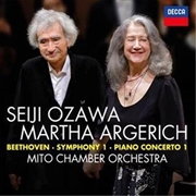 Beethoven - Sinfonie 1 And Klavierkonzert 1 | CD