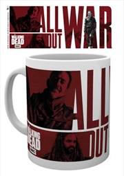 Walking Dead - All Out War 10oz Mug
