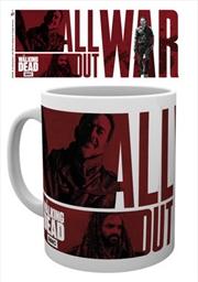Walking Dead - All Out War 10oz