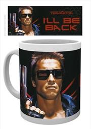 Terminator - I'll Be Back - 10oz