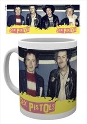 Sex Pistols Band - 10oz
