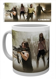 The Walking Dead Banner - 10oz  Mug