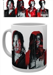 Walking Dead - Cast 10oz Mug