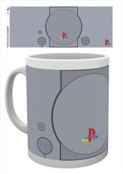 Playstation - Console - 10oz