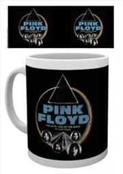 Pink Floyd - Dark Side Tour 10oz Mug