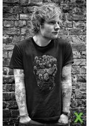 Ed Sheeran Skull