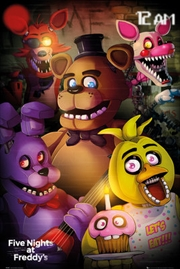 Five Nights At Freddys Group | Merchandise