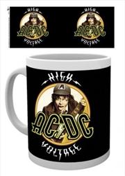 ACDC - High Voltage 10oz Mug