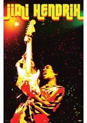 Jimi Hendrix Electric Voodoo | Merchandise
