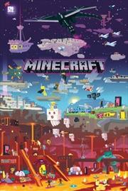 Minecraft World Beyond | Merchandise