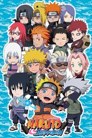 Naruto Shippuden SD Compilation | Merchandise